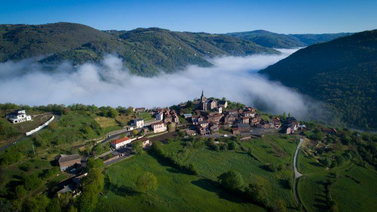 Village de La Romiguière